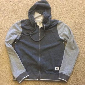 UA zip up jacket